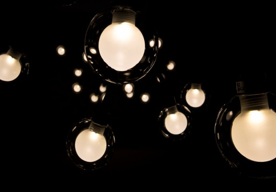 fotografia interiores PTY - Industrial lighting Detail