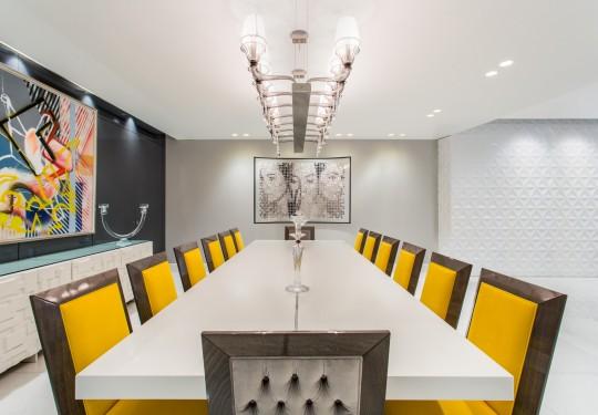 fotografia interiores panama - Dining Room Interiors