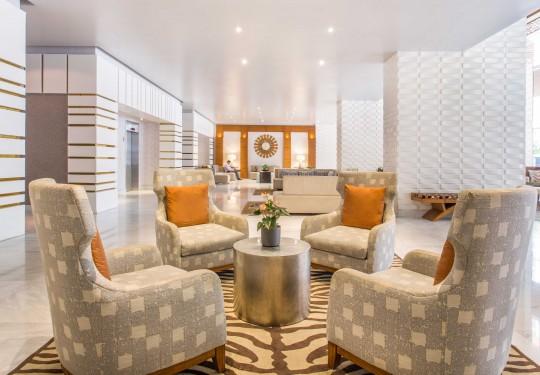 fotografia interiores panama - Waldorf Astoria, Hotel Lobby, Panama