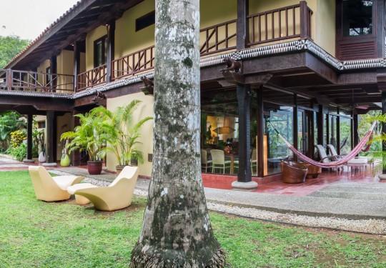 fotografia de arquitectura panama  - El Otro Lado, Portobelo, Panama
