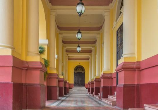 Fotografía de arquitectura panama, teatro nacional, casco viejo - Teatro nacional, Casco Viejo, Panama city, 2015