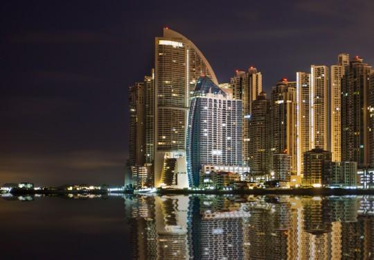 fotografia publicitaria de arquitectura en la ciudad de panama  - Grand Tower, Punta Pacifica, Panama city