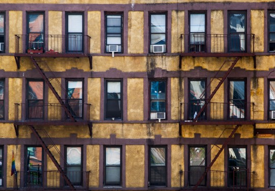 Fotografia de Exteriores  - Old Building, NYC