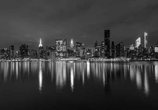 fotografia de arquitectura of new york city - New York city skyline