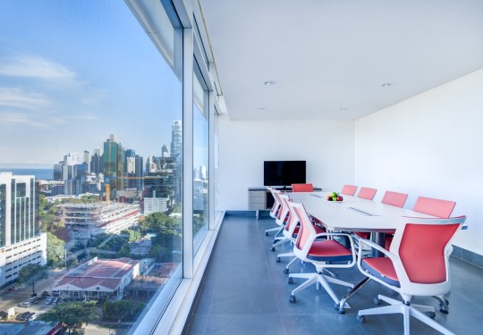 fotografia de interiores en pty - Conference room, Sortis Business center